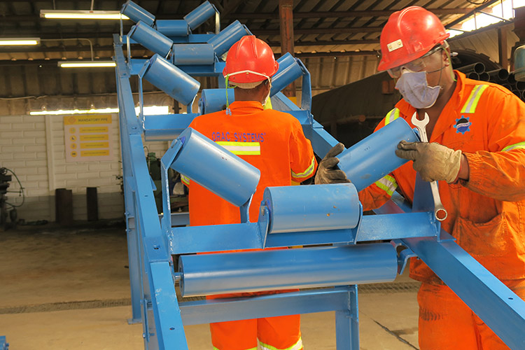 Conveyor Systems Design, Manufacture, Installations And Maintenance Services